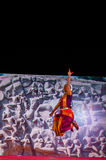 Φεστιβάλ χορού Mamallapuram στοκ φωτογραφία