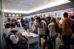 Φεστιβάλ Anime Ασία - Ινδονησία 2013 Στοκ Εικόνες