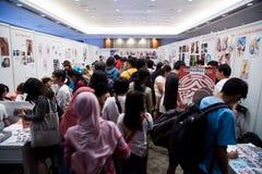 Φεστιβάλ Anime Ασία - Ινδονησία 2013 Στοκ φωτογραφία με δικαίωμα ελεύθερης χρήσης
