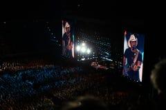 Φεστιβάλ country μουσικής Cma στο Νάσβιλ Στοκ εικόνες με δικαίωμα ελεύθερης χρήσης