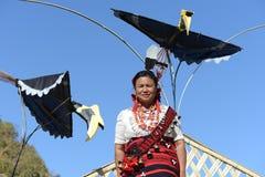 Φεστιβάλ 2013 Hornbill στοκ φωτογραφίες με δικαίωμα ελεύθερης χρήσης