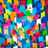 Φεστιβάλ Junina Βραζιλία Festa Παραδοσιακές βραζιλιάνες σημαίες Στοκ εικόνες με δικαίωμα ελεύθερης χρήσης