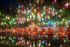φεστιβάλ kratong loy στοκ φωτογραφία με δικαίωμα ελεύθερης χρήσης