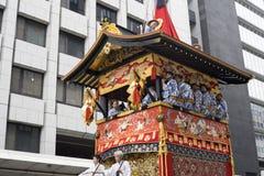 Φεστιβάλ 8 Matsuri Gion στοκ φωτογραφίες