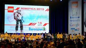 Φεστιβάλ Robotica 2015, Κίεβο ρομπότ, φιλμ μικρού μήκους
