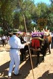 Φεστιβάλ SAN Bernabe, Marbella, Ισπανία. Στοκ Φωτογραφίες