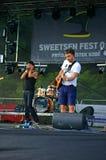 Φεστιβάλ 2014 Sweetsen Στοκ φωτογραφίες με δικαίωμα ελεύθερης χρήσης
