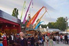Φεστιβάλ Tolwood Στοκ Φωτογραφία