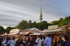 Φεστιβάλ Tolwood Στοκ Εικόνα