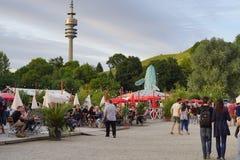 Φεστιβάλ Tolwood Στοκ Εικόνες