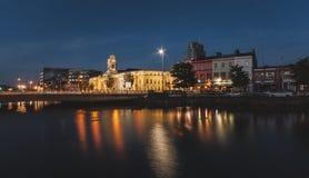 Φελλός Δημαρχείο Στοκ εικόνα με δικαίωμα ελεύθερης χρήσης
