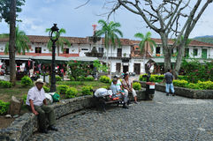 Φε Santa de Antioquia - Κολομβία Στοκ Φωτογραφία
