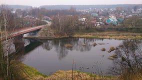 φθινοπώρου ακόμη και χλόης πράσινος καιρός όψης φύλλων πορτοκαλής ήρεμος Στοκ φωτογραφία με δικαίωμα ελεύθερης χρήσης