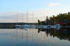 Φθινόπωρο-αντανάκλαση Στοκ εικόνες με δικαίωμα ελεύθερης χρήσης