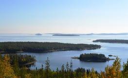 Φθινόπωρο Ο Βορράς Στοκ φωτογραφία με δικαίωμα ελεύθερης χρήσης
