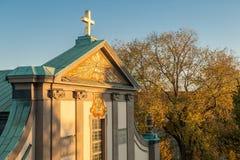 Φθινόπωρο σε Norrköping, Σουηδία στοκ εικόνες