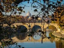 Φθινόπωρο στη Ρώμη Στοκ εικόνα με δικαίωμα ελεύθερης χρήσης