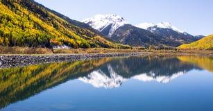 Φθινόπωρο στο Κολοράντο Στοκ εικόνα με δικαίωμα ελεύθερης χρήσης