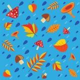 Φθινόπωρο σχεδίων Στοκ εικόνες με δικαίωμα ελεύθερης χρήσης