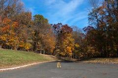 Φθινόπωρο τοπίων στοκ εικόνα με δικαίωμα ελεύθερης χρήσης