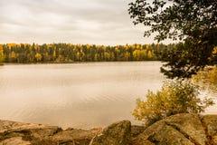 φθινόπωρο Φινλανδία Στοκ Εικόνα