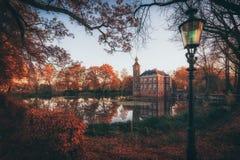 Φθινόπωρο Castle στοκ φωτογραφίες