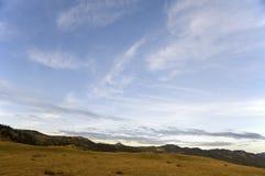 Φθινόπωρο Cloudscape Στοκ φωτογραφία με δικαίωμα ελεύθερης χρήσης