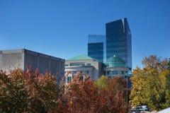 Φθινόπωρο Raleigh NC Στοκ Εικόνες