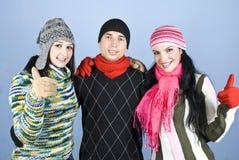 φιλία επιτυχής Στοκ Φωτογραφίες