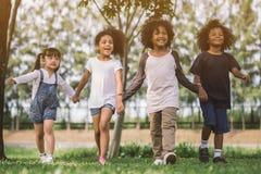 Φιλία παιδιών στοκ φωτογραφία