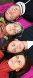 φιλία φίλων αμφιβολίας Στοκ Φωτογραφία