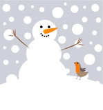 φιλία Χριστουγέννων Στοκ εικόνα με δικαίωμα ελεύθερης χρήσης