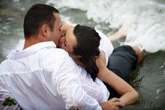 φιλί ζευγών που φιλά ρομα&n στοκ φωτογραφίες με δικαίωμα ελεύθερης χρήσης