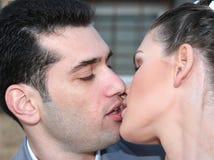 φιλί πτώσης ανασκόπησης Στοκ Εικόνες