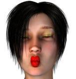 φιλί Απεικόνιση αποθεμάτων