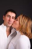 φιλί Στοκ Εικόνες