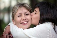 Φιλί Στοκ φωτογραφίες με δικαίωμα ελεύθερης χρήσης