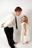φιλιά αγκαλιασμάτων στοκ φωτογραφίες