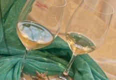 Φιλιά πιό γλυκά από το κρασί Στοκ Εικόνες