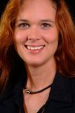 φιλική γυναίκα Στοκ εικόνα με δικαίωμα ελεύθερης χρήσης
