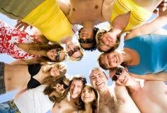 φιλικοί άνθρωποι Στοκ φωτογραφία με δικαίωμα ελεύθερης χρήσης