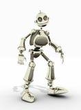 φιλικό ρομπότ ελεύθερη απεικόνιση δικαιώματος