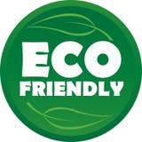 φιλικό σύμβολο eco Στοκ φωτογραφία με δικαίωμα ελεύθερης χρήσης
