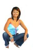 φιλιππινέζικη γυναίκα Στοκ εικόνα με δικαίωμα ελεύθερης χρήσης