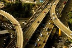 φιλιππινέζικοι δρόμοι Στοκ φωτογραφία με δικαίωμα ελεύθερης χρήσης