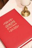φιλοξενούμενος εκκλησιών 2 βιβλίων Στοκ Εικόνες