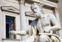 φιλόσοφος Βιέννη των Κοιν& Στοκ Φωτογραφίες