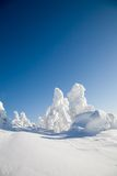 Φινλανδία Lapland Στοκ εικόνα με δικαίωμα ελεύθερης χρήσης