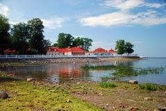 φινλανδικός κόλπος petrodvorets ρηχός Στοκ Εικόνες