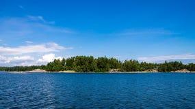 Φινλανδικό αρχιπέλαγος Στοκ φωτογραφία με δικαίωμα ελεύθερης χρήσης